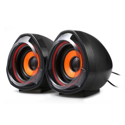 Popupine M3 Mini USB Multimedia Speaker