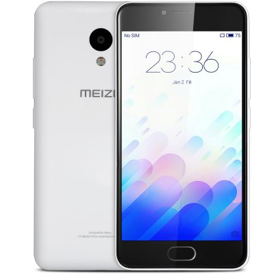 MEIZU M3 Android 5.1 5.0 inch 4G Smartphone