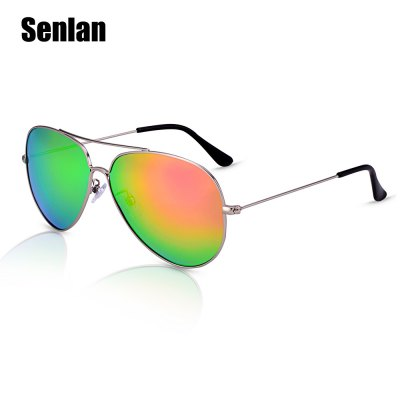 Senlan 9326P4 Reflective Sunglasses