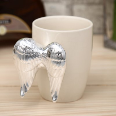 Angle Wings Ceramic Mug