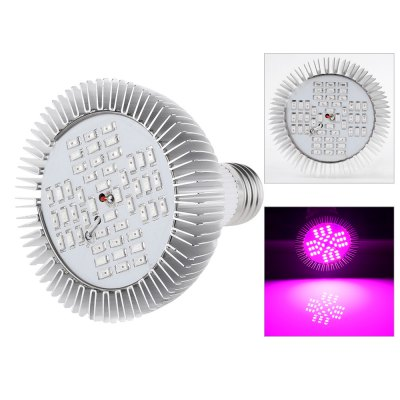 E27 12W 48 x SMD 5730 LED Grow Light Bulb for Greenhouse Seedbed