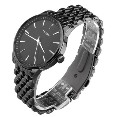 SINOBI Unisex Classical Business Style Quartz WatchMens Watches<br>SINOBI Unisex Classical Business Style Quartz Watch<br><br>Available Color: Black,Gold,Silver<br>Band material: Stainless Steel<br>Band size: 20.2 x 2 cm / 7.95 x 0.79 inches<br>Brand: Sinobi<br>Case material: Alloy<br>Clasp type: Folding clasp with safety<br>Dial size: 4.2 x 4.2 x 1.1 cm / 1.65 x 1.65 x 0.43 inches<br>Display type: Analog<br>Movement type: Quartz watch<br>Package Contents: 1 x SINOBI Unisex Classical Business Style Quartz Watch<br>Package size (L x W x H): 28.00 x 8.00 x 3.50 cm / 11.02 x 3.15 x 1.38 inches<br>Package weight: 0.152 kg<br>People: Female table,Male table<br>Product size (L x W x H): 20.20 x 4.20 x 1.10 cm / 7.95 x 1.65 x 0.43 inches<br>Product weight: 0.092 kg<br>Shape of the dial: Round<br>Watch style: Business<br>Water resistance : 30 meters