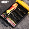 JACKLY 6032C 33 in 1 Screwdriver Set