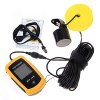 JL - 88 Wired Sonar Sensor Fish Finder with LCD Display deal