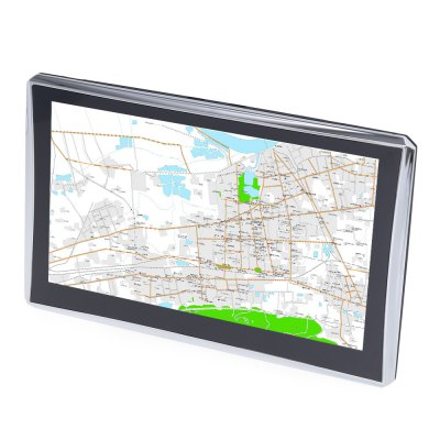X7 Win CE 6.0 7 inch Car GPS Navigation NavigatorGPS Navigation<br>X7 Win CE 6.0 7 inch Car GPS Navigation Navigator<br><br>About Maps : Europe (map 1), Southeast Asia (map 2), North America (map 3), South America (map 4), Australia (map 5)<br>Battery: Built-in 1500mAh li-ion battery<br>CPU: Media Tek MT3351C<br>E-book: TXT<br>External memory card: TF 32G (not included)<br>Function: Navigation, Photo browser, Time and date, Touch Screen, Volume/backlight adjusting, Music/Video player, MP3/MP4 Players, Caculator, Default set, E-book, Flash, FM Transmitter, Game player, Language selection<br>GPS Start Time: Cold start: &lt;42s,Hot start: &lt;3s (in the open area),Warm start: &lt;36s<br>Input: DC 9 - 24V<br>Language: Deutsch,English,French,Hungarian,Italian,Polish,Portuguese,Romanian,Russian,Slovenian,Spanish<br>Model: X7<br>Music: MP3,WMA<br>Operating system: Microsoft Windows CE 6.0<br>Operating temperature : 0 - 60 centigrade degree<br>Package Contents: 1 x Car GPS, 1 x Suction Cup Bracket, 1 x Car Charger (1m Approx.), 1 x Installation Plate, 1 x USB Cable (60cm Approx.), 1 x English User Manual<br>Package size (L x W x H): 23.00 x 16.00 x 11.00 cm / 9.06 x 6.3 x 4.33 inches<br>Package weight: 0.5770 kg<br>Picture: BMP,JPG,PNG<br>Port: 3.5mm AV interface,Battery charging port (DC 5V),Mini USB port,TF Card Slot<br>Pre-loaded Maps: Yes<br>Product size (L x W x H): 18.00 x 11.00 x 1.00 cm / 7.09 x 4.33 x 0.39 inches<br>Product weight: 0.2620 kg<br>RAM: 128MB<br>ROM: 8G<br>Screen resolution: 800 x 480<br>Screen size: 7inch<br>Storage Temperature: -20 - 60 centigrade degree<br>Touch-screen: Yes<br>Type: GPS<br>Video: 3GP,ASF,AVI,FLV,MP4,WMV<br>Waterproof: No