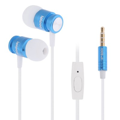 ipipoo iP - B30i Dynamic In Ear Earphones