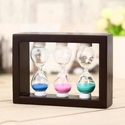3 in 1 Hourglass Sand Timer