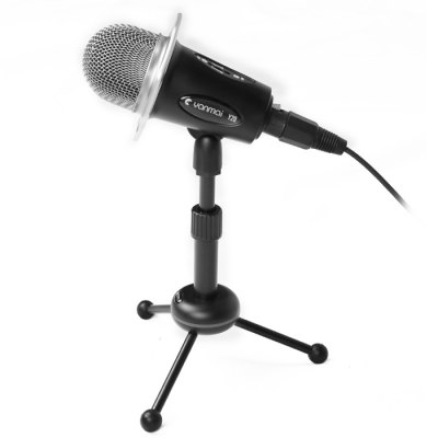Yanmai Y20 3.5mm Stereo Microphone Mic Recording