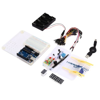 TB - 00011 UNO R3 Experiment Platform for Arduino Starter Learning Kit