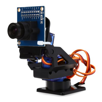YT - 0002 2-axis FPV Camera Cradle Head Plus OV7670 Camera