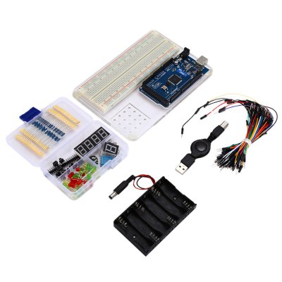 MEGA2560 R3 Experiment Platform Arduino Learning Kit