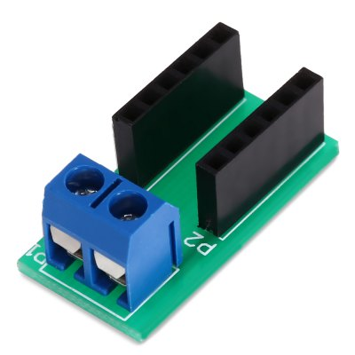 LDTR - A0005 Wire Cable Connective Terminal ModuleOther Accessories<br>LDTR - A0005 Wire Cable Connective Terminal Module<br><br>Color: Multi-color<br>Mainly Compatible with: Arduino<br>Material: FR4<br>Model: LDTR - A0005<br>Package Contents: 1 x LDTR - A0005 Wire Cable Connective Terminal Module , 1 x LDTR - A0005 Wire Cable Connective Terminal Module<br>Package Size(L x W x H): 7.00 x 5.00 x 2.00 cm / 2.76 x 1.97 x 0.79 inches, 7.00 x 5.00 x 2.00 cm / 2.76 x 1.97 x 0.79 inches<br>Package weight: 0.010 kg<br>Product Size(L x W x H): 3.00 x 1.50 x 1.50 cm / 1.18 x 0.59 x 0.59 inches<br>Product weight: 0.005 kg