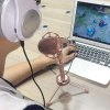 Yanmai Y20B 3.5mm Stereo Microphone for PC Laptop for sale