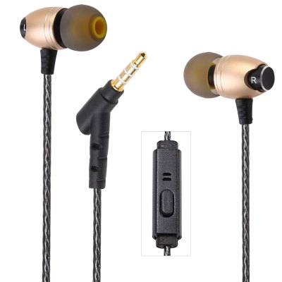LZ- Z03A HiFi In-ear Earphones