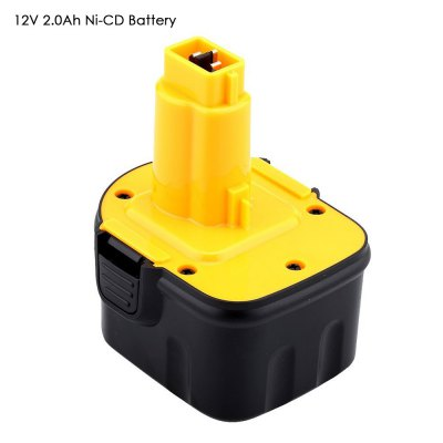 12V 2.0Ah Ni-CD Rechargeable Battery