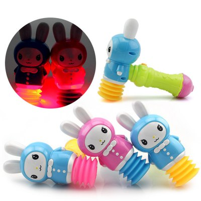 Rabbit Music LED Light Hammer