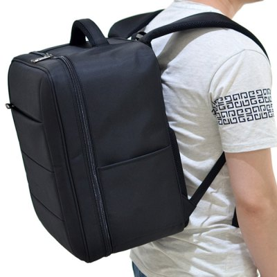 Original DJI Backpack Bag Carrying Case for Phantom 4RC Quadcopter Parts<br>Original DJI Backpack Bag Carrying Case for Phantom 4<br><br>Brand: DJI<br>Compatible with: For DJI Phantom 4 Quadcopter<br>Material: Nylon,  Plastic<br>Package Contents: 1 x Backpack Bag<br>Package size (L x W x H): 9.00 x 43.00 x 40.00 cm / 3.54 x 16.93 x 15.75 inches<br>Package weight: 0.9200 kg<br>Product size (L x W x H): 8.00 x 42.00 x 39.00 cm / 3.15 x 16.54 x 15.35 inches<br>Product weight: 0.5000 kg<br>Type: Backpack