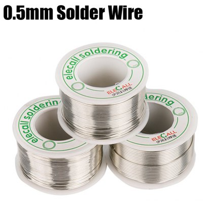 ELECALL Lead-free Sn-0.7Cu 0.5mm Electric Wire