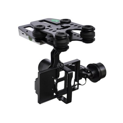 Walkera G - 2D 2-Axis Brushless Gimbal Metal VersionFPV System<br>Walkera G - 2D 2-Axis Brushless Gimbal Metal Version<br><br>Brand: Walkera<br>Camera Gimbals: Standard Gimbals<br>FPV Equipments: Gimbal<br>Material: Metal<br>Package Contents: 1 x Gimbal<br>Package size (L x W x H): 15.00 x 10.00 x 12.80 cm / 5.91 x 3.94 x 5.04 inches<br>Package weight: 0.308 kg<br>Product size (L x W x H): 13.00 x 9.00 x 9.50 cm / 5.12 x 3.54 x 3.74 inches<br>Product weight: 0.150 kg