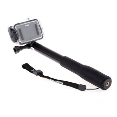 TELESIN Stretchable Monopod for Polaroid Cube / Cube+