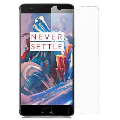 Tempered Glass Screen Film for OnePlus 3