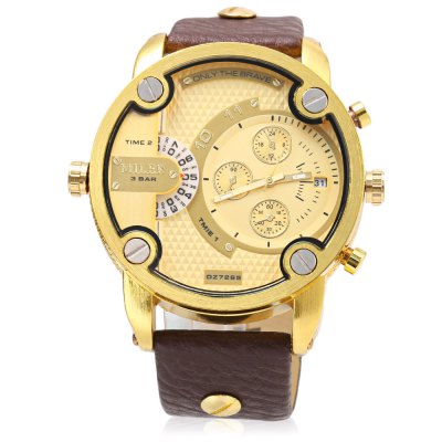 MILER 8259 Fashion Decorative Sub-dial Men Quartz WatchMens Watches<br>MILER 8259 Fashion Decorative Sub-dial Men Quartz Watch<br><br>Band material: Leather<br>Band size: 27 x 2.5 cm / 10.63 x 9.84 inches<br>Brand: Miler<br>Case material: Stainless Steel<br>Clasp type: Pin buckle<br>Dial size: 5.8 x 5.8 x 1.8 cm / 2.28 x 2.28 x 0.71 inches<br>Display type: Analog<br>Movement type: Quartz watch<br>Package Contents: 1 x MILER 8259 Fashion Men Quartz Watch<br>Package size (L x W x H): 28.00 x 6.80 x 2.80 cm / 11.02 x 2.68 x 1.1 inches<br>Package weight: 0.125 kg<br>Product size (L x W x H): 27.00 x 5.80 x 1.80 cm / 10.63 x 2.28 x 0.71 inches<br>Product weight: 0.090 kg<br>Shape of the dial: Round<br>Special features: Decorative sub-dial, Date<br>Watch color: Brown, White, Gold, Black, White + Gold<br>Watch style: Fashion<br>Watches categories: Male table