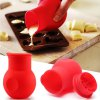 DIY Silicone Chocolate Melting Pot Mold