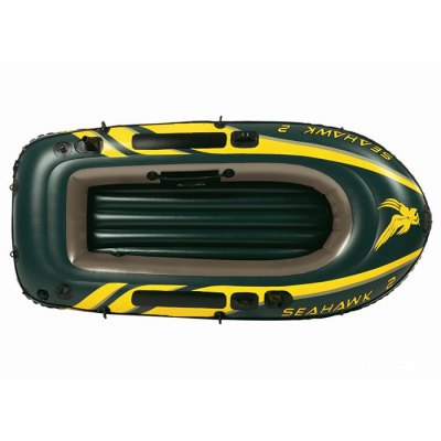 Inflatable Boat / Kayaking / Fishing Dinghy with Oars for 2 Persons