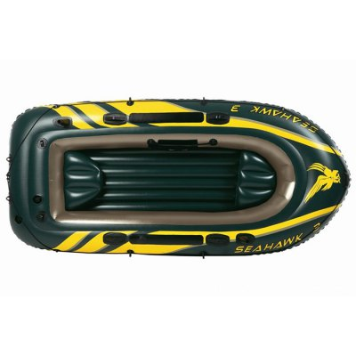 Inflatable Boat / Kayaking / Fishing Dinghy for 3 Persons UseOther Water Sports Accessories<br>Inflatable Boat / Kayaking / Fishing Dinghy for 3 Persons Use<br><br>Suitable for: Adults<br>Product weight: 12.000 kg<br>Package weight: 12.530 kg<br>Product size: 295.00 x 137.00 x 43.00 cm / 116.14 x 53.94 x 16.93 inches<br>Package size: 51.00 x 46.00 x 18.00 cm / 20.08 x 18.11 x 7.09 inches<br>Package Content: 1 x Inflatable Boat, 2 x Fishing Rod Holder, 2 x Inflatable Cushion, 1 x Patch Gum, 1 x Rope, 1 x Storage Bag