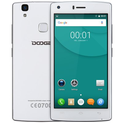 DOOGEE X5 MAX Pro 5.0 inch Android 6.0 4G Smartphone