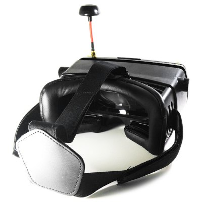 Hero Pattern 5 inch 5.8GHz 32CH FPV 800 x 400 Video GogglesFPV Goggles &amp; Monitors<br>Hero Pattern 5 inch 5.8GHz 32CH FPV 800 x 400 Video Goggles<br><br>FPV Equipments: FPV Goggles<br>Package Contents: 1 x FPV Goggles ( with Built-in Display Screen ), 1 x Mushroom Antenna, 1 x 14dBi Panel Antenna<br>Package size (L x W x H): 18.00 x 13.00 x 10.00 cm / 7.09 x 5.12 x 3.94 inches<br>Package weight: 0.656 kg<br>Product size (L x W x H): 15.00 x 11.00 x 9.00 cm / 5.91 x 4.33 x 3.54 inches<br>Product weight: 0.350 kg<br>Screen size: 5 inch
