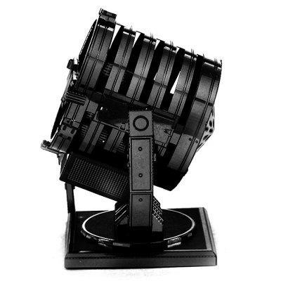 ZOYO Lamp Module PuzzleModel &amp; Building Toys<br>ZOYO Lamp Module Puzzle<br><br>Age: 14 Years+<br>Applicable gender: Unisex<br>Brand: ZOYO<br>Design Style: Cartoon<br>Features: DIY, Educational<br>Material: Metal<br>Package Contents: 2 x 3D Metallic Puzzle Board, 1 x User Manual<br>Package size (L x W x H): 18.00 x 12.00 x 2.00 cm / 7.09 x 4.72 x 0.79 inches<br>Package weight: 0.060 kg<br>Product size (L x W x H): 4.40 x 4.40 x 6.10 cm / 1.73 x 1.73 x 2.4 inches<br>Product weight: 0.050 kg<br>Puzzle Style: 3D Puzzle, Jigsaw Puzzle<br>Small Parts : Yes<br>Type: Puzzle Jigsaw<br>Washing: No