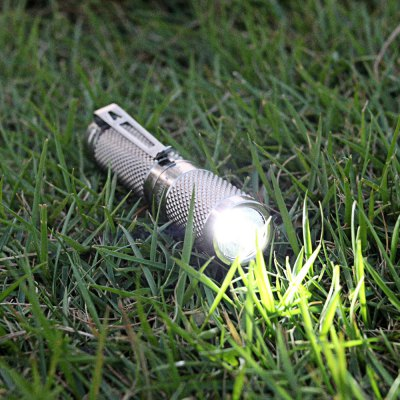ThruNite Ti AAA LED FlashlightLED Flashlights<br>ThruNite Ti AAA LED Flashlight<br><br>Available Light Color: Natural White,White<br>Battery Quantity: 1 x AAA battery (not included)<br>Battery Type: AAA<br>Beam Distance: 0-50m<br>Body Material: Titanium Alloy<br>Brand: ThruNite<br>Color Temperature: 5500-6500K / 4500-5500K<br>Emitters: Other<br>Emitters Quantity: 1<br>Feature: Lightweight, Reverse Polarity Protection, Titanium Alloy Pocket Clip<br>Function: Walking, Night Riding, Household Use, Hiking, EDC, Camping<br>High Mode: 0.5h<br>Impact Resistance: 1.5M<br>Lens: Toughened Ultra-clear Glass Lens with Anti-reflective Coating<br>Low Mode: 6.30h<br>Lumens Range: 1-200Lumens<br>Luminous Flux: 162Lm<br>Luminous Intensity: 506cd<br>Max.: 115h<br>Mode: 4 (High - Low - Firefly - Flash)<br>Mode Memory: Yes<br>Model: Ti<br>Package Contents: 1 x ThruNite Ti LED Flashlight, 2 x O-ring, 1 x Keychain<br>Package size (L x W x H): 11.00 x 5.00 x 4.50 cm / 4.33 x 1.97 x 1.77 inches<br>Package weight: 0.050 kg<br>Power Source: Battery<br>Product size (L x W x H): 7.00 x 1.40 x 1.40 cm / 2.76 x 0.55 x 0.55 inches<br>Product weight: 0.016 kg<br>Reflector: Aluminum Textured Orange Peel Reflector<br>Waterproof Standard: IPX-8 Standard Waterproof (Underwater 2m)<br>Working Voltage: 0.9-3V