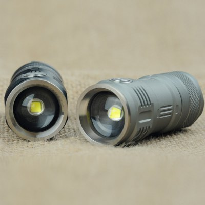 Sunwayman T16R LED FlashlightLED Flashlights<br>Sunwayman T16R LED Flashlight<br><br>Available Light Color: Cool White<br>Battery Included or Not: No<br>Battery Quantity: 1 x CR123A / 16340 (not included)<br>Battery Type: CR123A, 16340<br>Beam Distance: 0-50m<br>Body Material: Aerospace-grade Aluminum Alloy<br>Brand: Sunwayman<br>Color Temperature: 6500K<br>Emitters: Cree XM-L2 U3<br>Emitters Quantity: 1<br>Feature: Waterproof, Underwater, Tail Stand, Reverse Polarity Protection, Portable, Lanyard, Adjustable brightness, Cooling Slot of High Efficiency, Lock-out Function<br>Flashlight Processing Technology: Aerospace Grade Aluminum Body with Anti Scratching Type III Hard Anodization<br>Flashlight size: Mini<br>Flashlight Type: Handheld,Tiny<br>Function: Walking, Camping, Night Riding, Household Use, Hiking, EDC<br>High Mode: 180 Lumens (2 hours)<br>Lens: Convex Lens<br>Light color: Cool White<br>Light Modes: High,Low,Mid,Strobe,Turbo<br>Low Mode: 10 Lumens (60 hours)<br>Lumens Range: 200-500Lumens<br>Luminous Flux: 380Lm<br>Mid Mode: 50 Lumens (10 hours)<br>Mode: 5 (Turbo; High; Middle; Low; Strobe)<br>Mode Memory: Yes<br>Model: T16R<br>Package Contents: 1 x Sunwayman T16R LED Flashlight, 1 x O-ring, 1 x Lanyard<br>Package size (L x W x H): 10.00 x 4.00 x 4.00 cm / 3.94 x 1.57 x 1.57 inches<br>Package weight: 0.0850 kg<br>Power: 10W<br>Power Source: Battery<br>Product size (L x W x H): 5.90 x 2.60 x 2.60 cm / 2.32 x 1.02 x 1.02 inches<br>Product weight: 0.0310 kg<br>Waterproof Standard: IPX-8 Standard Waterproof<br>Working Voltage: 2.8-4.2V