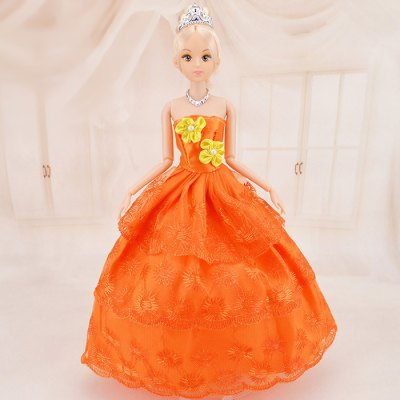 11.4 inch Cartoon Figure Style Doll with Rotatable Joint