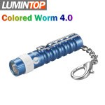 Lumintop Colored Worm 4.0 Cree R5 110Lm AAA LED Flashlight