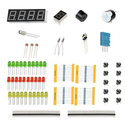 TB - 0005 Universal DIY Components Kit