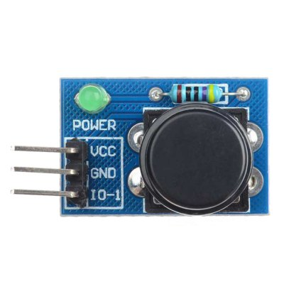LDTR - Key1 3 - 6V Independent Key Touch Button Module