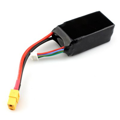 1300mAh 14.8V 40C Lipo Battery for Walkera F210 F210 - 3DRC Quadcopter Parts<br>1300mAh 14.8V 40C Lipo Battery for Walkera F210 F210 - 3D<br><br>Brand: Walkera<br>Package Contents: 1 x 1300mAh 14.8V 40C Battery<br>Package size (L x W x H): 9.00 x 4.00 x 3.50 cm / 3.54 x 1.57 x 1.38 inches<br>Package weight: 0.170 kg<br>Product size (L x W x H): 7.00 x 3.50 x 3.00 cm / 2.76 x 1.38 x 1.18 inches<br>Product weight: 0.156 kg<br>Type: Battery