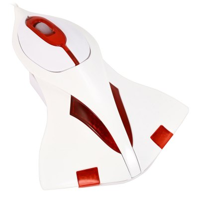 Maikou Wired USB Gaming Mouse Plane ShapeMouse<br>Maikou Wired USB Gaming Mouse Plane Shape<br><br>Brand: Maikou<br>Connection: USB2.0<br>Features: Gaming<br>Interface: Wired<br>Material: Plastic<br>Package Contents: 1 x Maikou USB Wired Gaming Mouse<br>Package size (L x W x H): 26.00 x 17.00 x 5.00 cm / 10.24 x 6.69 x 1.97 inches<br>Package weight: 0.106 kg<br>Power Supply: USB Port<br>Product size (L x W x H): 15.00 x 11.00 x 3.00 cm / 5.91 x 4.33 x 1.18 inches<br>Product weight: 0.077 kg<br>Resolution: 800DPI<br>System support: Windows 98, Windows 2000, Windows NT, Windows ME, Windows XP<br>Type: Mouse