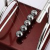 best 2cm Balance Ball Newton Cradle Physical Pendulum Educational Toy