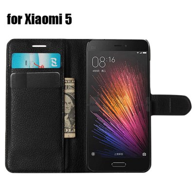 PU Leather Full Body Case for Xiaomi 5