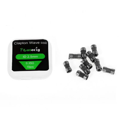 Original Focusecig 0.35ohm Clapton Wave Coil