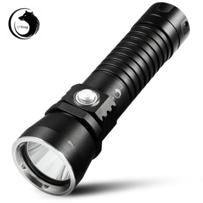 UKing ZQ - X921 Cree XML2 1600LM Compact LED Dive Light Stepless Dimming