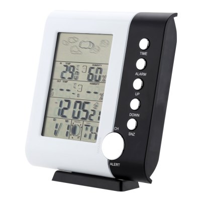 TS - H105 Wireless Digital Alarm Clock