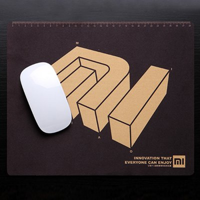 Original XiaoMi Mouse Pad Protecting ItemMouse<br>Original XiaoMi Mouse Pad Protecting Item<br><br>Brand: Xiaomi<br>Features: Novelty<br>Package Contents: 1 x Original XiaoMi Mouse Pad<br>Package size (L x W x H): 35.00 x 31.00 x 1.20 cm / 13.78 x 12.2 x 0.47 inches<br>Package weight: 0.140 kg<br>Product size (L x W x H): 30.00 x 25.00 x 0.20 cm / 11.81 x 9.84 x 0.08 inches<br>Product weight: 0.020 kg<br>Type: Mouse Pad