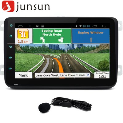 Junsun R168 Android 4.4 8 inch Car Media Player