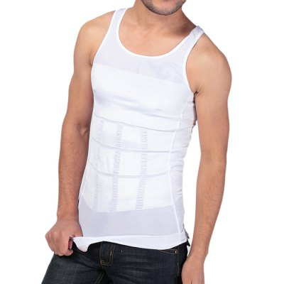 Men Flatten Abdomen Corset Breathable Body ShapewearWaistcoats<br>Men Flatten Abdomen Corset Breathable Body Shapewear<br><br>Material: Nylon, Spandex<br>Package Contents: 1 x Men Corset<br>Package size: 25.00 x 15.00 x 2.00 cm / 9.84 x 5.91 x 0.79 inches<br>Package weight: 0.2310 kg<br>Product weight: 0.1500 kg<br>Size: L,M,S,XL
