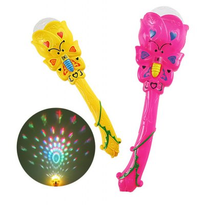 Butterfly Style Magic Wand