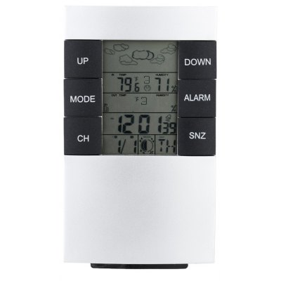 TS - H146 Wireless Digital Alarm Clock